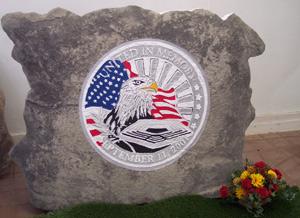 United in Memory boulder